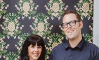 Local realtors Brad and Heather Fox, stars of HGTV's Stay or Sell