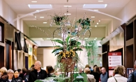 Spring is in the Air at the Edina Galleria with florals by Bachman's