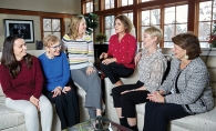 The women behind Giving WoMN.