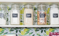 home storage design organization Style + Dwell