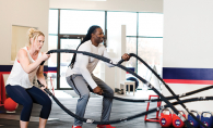 start fresh with friends F45 health and wellness