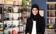 Optometrist Dr. Afira Hasan of Insight Vision Care in Edina