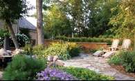 Guidance from an expert designer can help you create a lovely and low maintenance landscape.