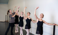Secrets of the stage: Tatiana Berenova teaches ballet at her Edina studio