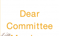 Dear Committee Members by Julie Schumacher