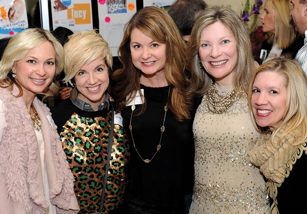 Liz Couchman, Leslie Curry, Andrea Parrish, Julie Wicklund and Teresa Hermes