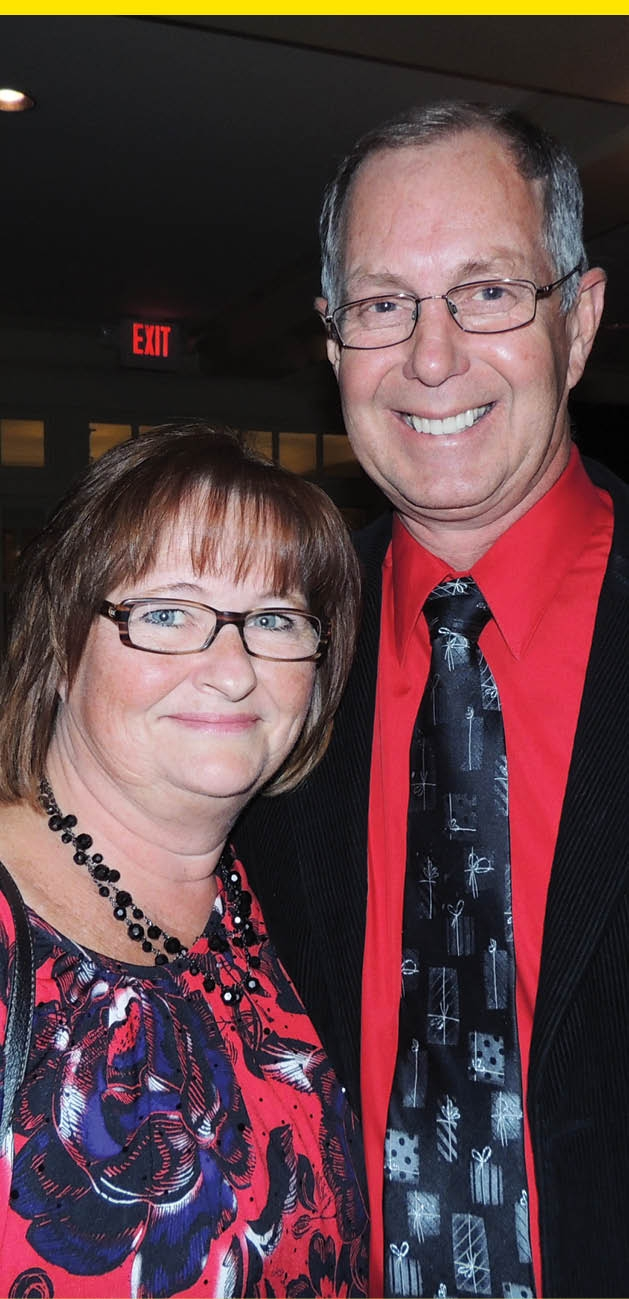 Cindy and Tim Murphy