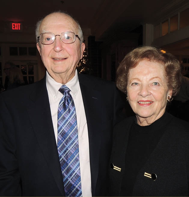 Dr. Harold and Marillyn Hanson