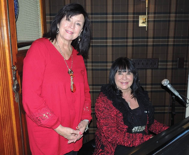Patty and Linda Peterson