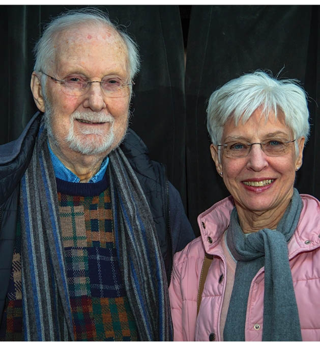 Jack and Ruth Reed