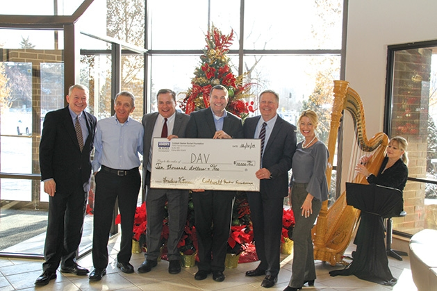 Coldwell Banker Burnett Supports Local Charities