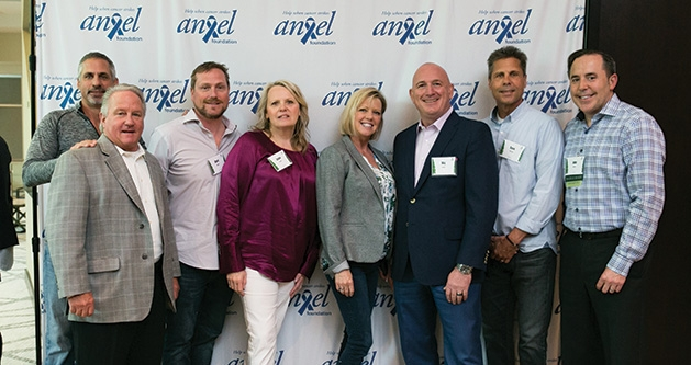 A group of attendees at Angel Foundation Day 2019