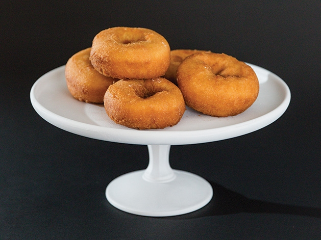 Donuts from Wuollet Bakery
