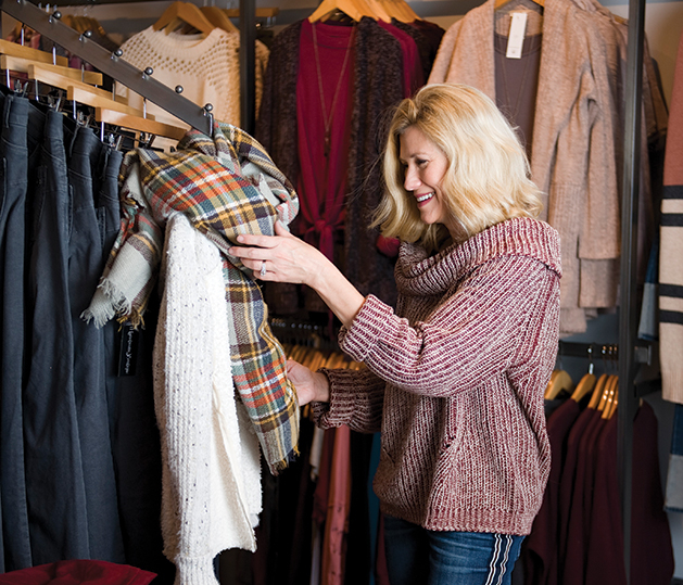 style for all at Mainstream Boutique Edina