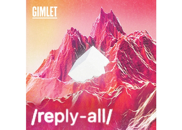Podcast artwork for Reply All