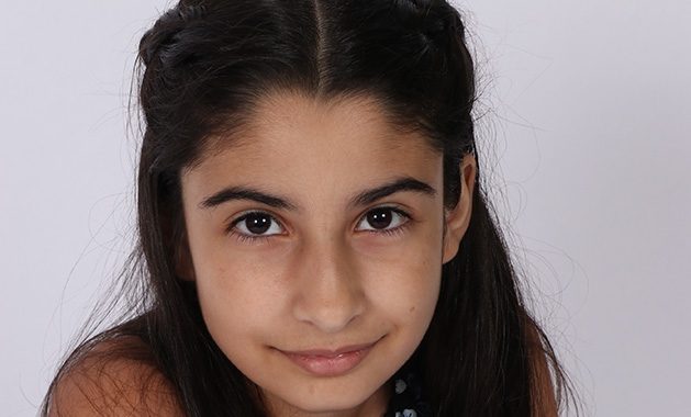Ava Mehta, the Edina girl who will compete in the National All-American Miss pageant