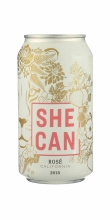 SHE CAN canned wines from the McBride Sisters