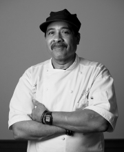 Jeffrey Riley of Twin Cities catering service Chef Jeff