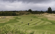 The Old Course at St. Andrews, the oldest golf course in the world