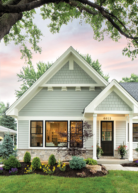 An Edina rambler remodeled by City Homes