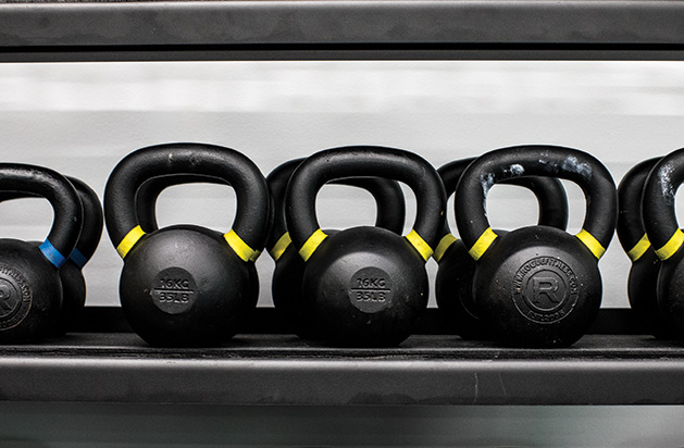 Kettleballs at AQ Fit Lab in Edina