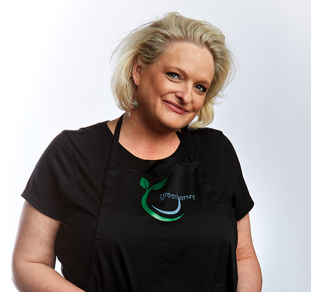 Teena Matson, founder of Green Envy